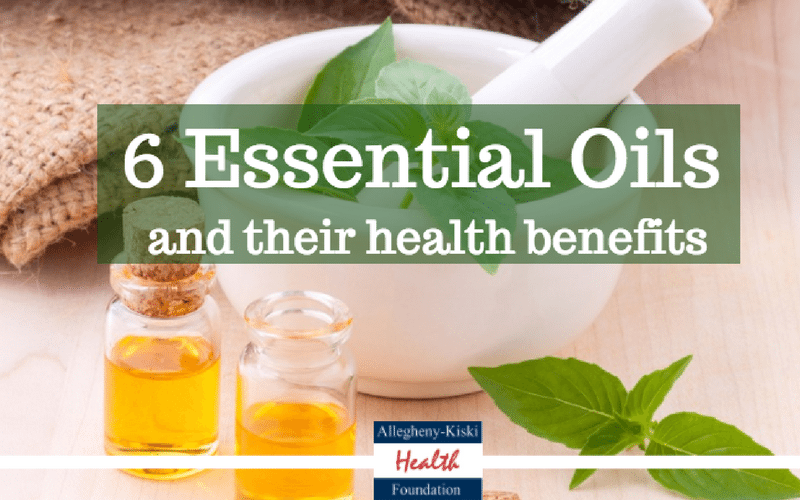 essential oils health benefits
