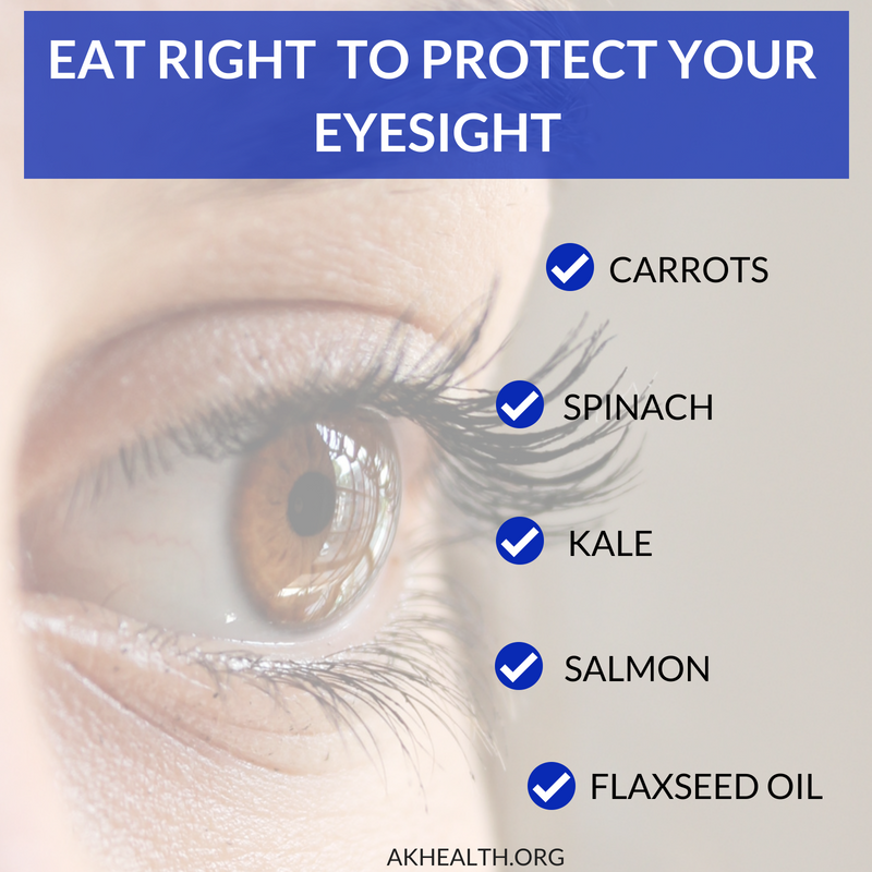foods for eyesight