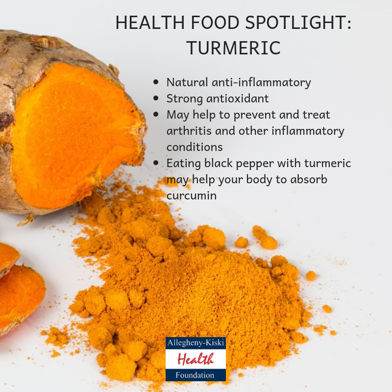 Health Food Spotlight_ Turmeric